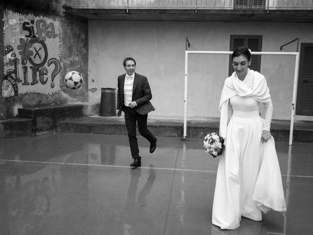 Il matrimonio di Marco e Anna a Fino Mornasco, Como 23