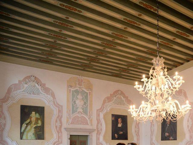Il matrimonio di Andrea e Alessandra a Maniago, Pordenone 6