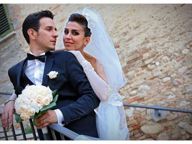 Il matrimonio di Mirko e Barbara a Torano Nuovo, Teramo 8