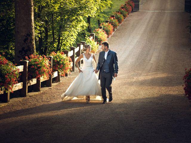 le nozze di Giovanna e Daniel