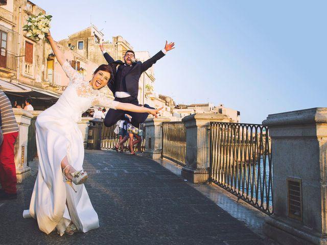 Il matrimonio di Salvo e Federica a Siracusa, Siracusa 32