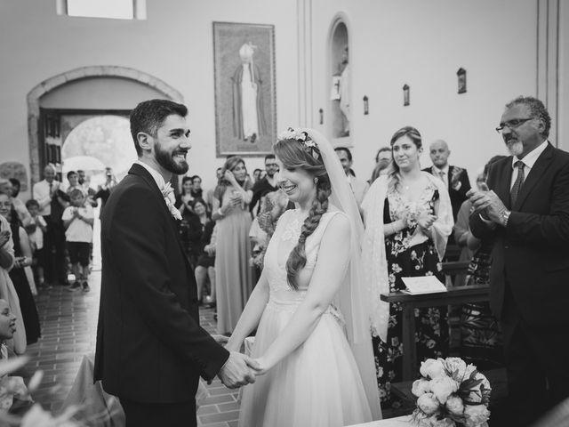 Il matrimonio di Matteo e Giulia a Cirò Marina, Crotone 24