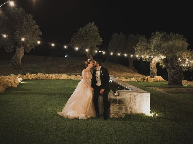 Il matrimonio di Matteo e Giulia a Cirò Marina, Crotone 48