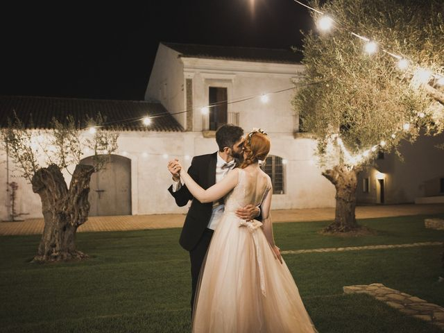Il matrimonio di Matteo e Giulia a Cirò Marina, Crotone 51