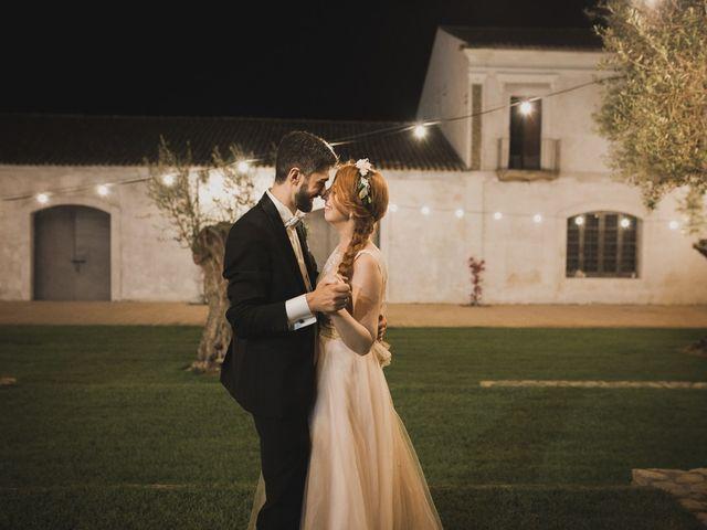 Le nozze di Giulia e Matteo