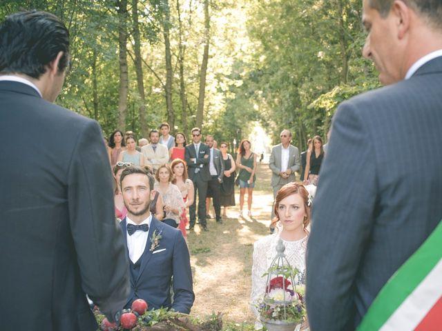 Il matrimonio di Giovanni e Alice a Medole, Mantova 72