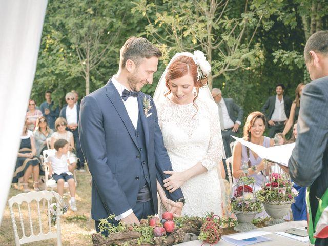 Il matrimonio di Giovanni e Alice a Medole, Mantova 90