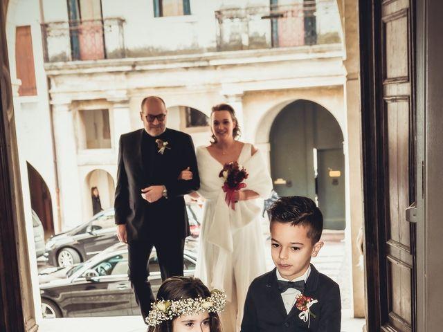 Il matrimonio di Giorgio e Johanna a Conegliano, Treviso 13