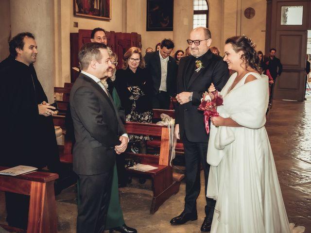 Il matrimonio di Giorgio e Johanna a Conegliano, Treviso 19