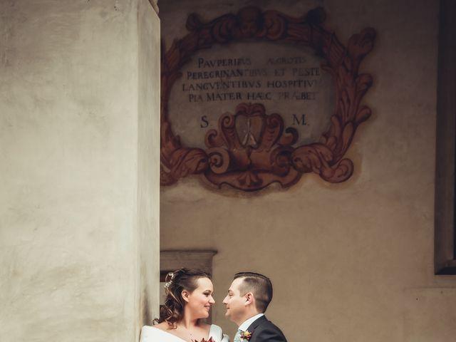 Il matrimonio di Giorgio e Johanna a Conegliano, Treviso 32
