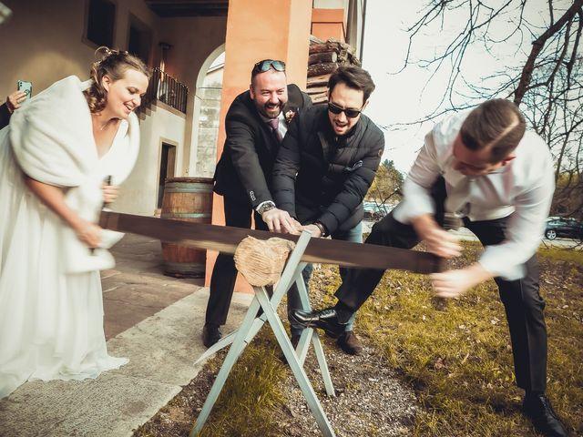 Il matrimonio di Giorgio e Johanna a Conegliano, Treviso 42