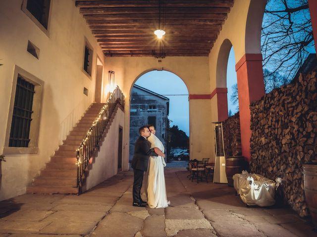 Il matrimonio di Giorgio e Johanna a Conegliano, Treviso 51