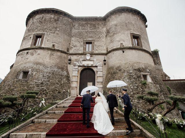 Le nozze di Giacomo e Laura