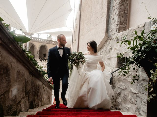 Il matrimonio di Laura e Giacomo a Benevento, Benevento 32