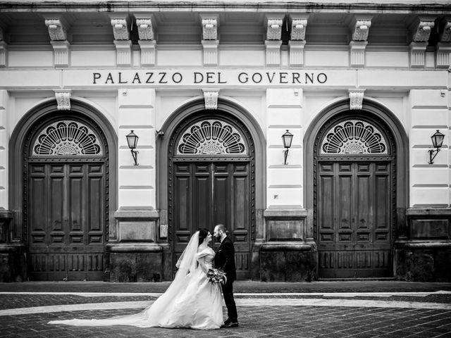 Il matrimonio di Laura e Giacomo a Benevento, Benevento 41