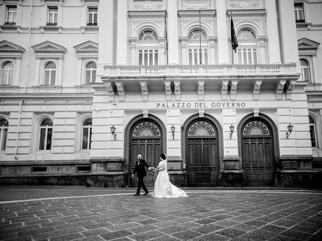 Il matrimonio di Laura e Giacomo a Benevento, Benevento 42