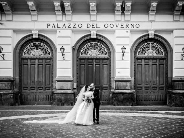 Il matrimonio di Laura e Giacomo a Benevento, Benevento 43