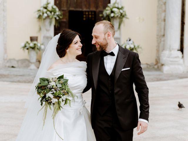 Il matrimonio di Laura e Giacomo a Benevento, Benevento 44
