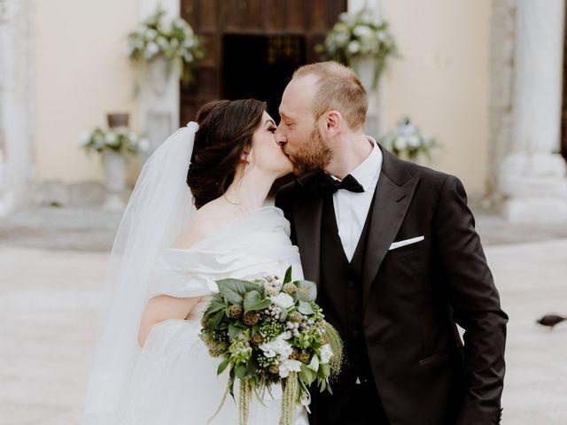 Il matrimonio di Laura e Giacomo a Benevento, Benevento 45