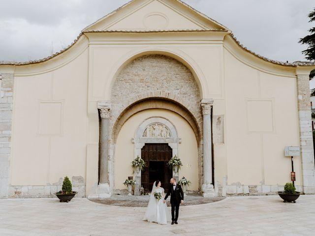 Il matrimonio di Laura e Giacomo a Benevento, Benevento 46