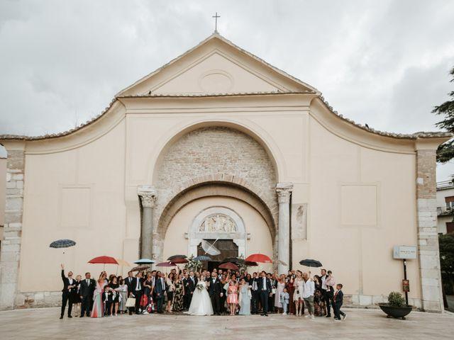 Il matrimonio di Laura e Giacomo a Benevento, Benevento 48