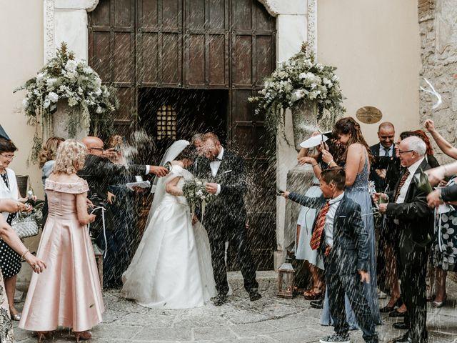 Il matrimonio di Laura e Giacomo a Benevento, Benevento 49