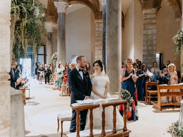 Il matrimonio di Laura e Giacomo a Benevento, Benevento 59