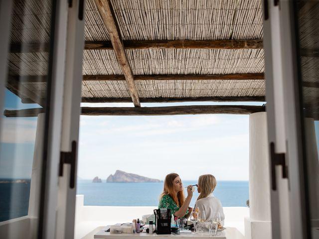Il matrimonio di Zoe e Matt a Stromboli, Messina 7