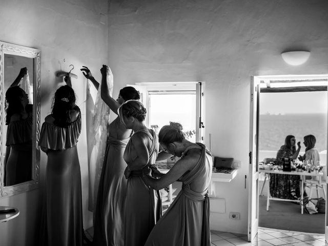 Il matrimonio di Zoe e Matt a Stromboli, Messina 16