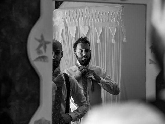 Il matrimonio di Zoe e Matt a Stromboli, Messina 17