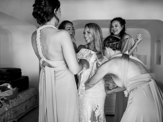 Il matrimonio di Zoe e Matt a Stromboli, Messina 21
