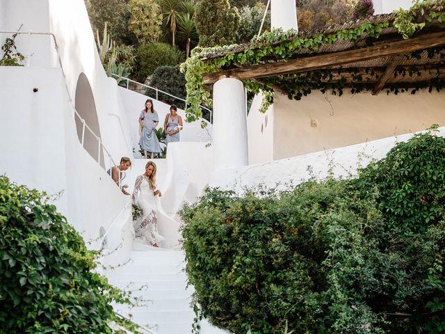 Il matrimonio di Zoe e Matt a Stromboli, Messina 28