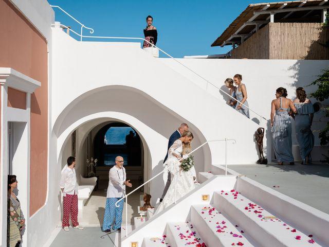 Il matrimonio di Zoe e Matt a Stromboli, Messina 33