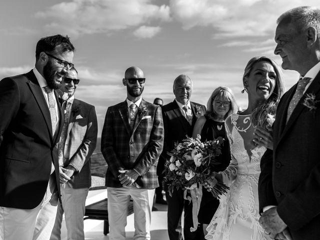 Il matrimonio di Zoe e Matt a Stromboli, Messina 35