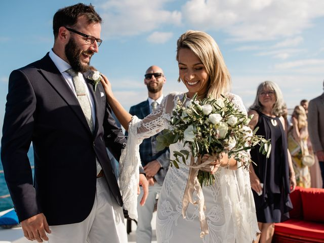 Il matrimonio di Zoe e Matt a Stromboli, Messina 36