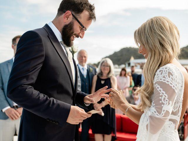 Il matrimonio di Zoe e Matt a Stromboli, Messina 43