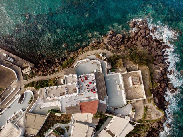 Il matrimonio di Zoe e Matt a Stromboli, Messina 44