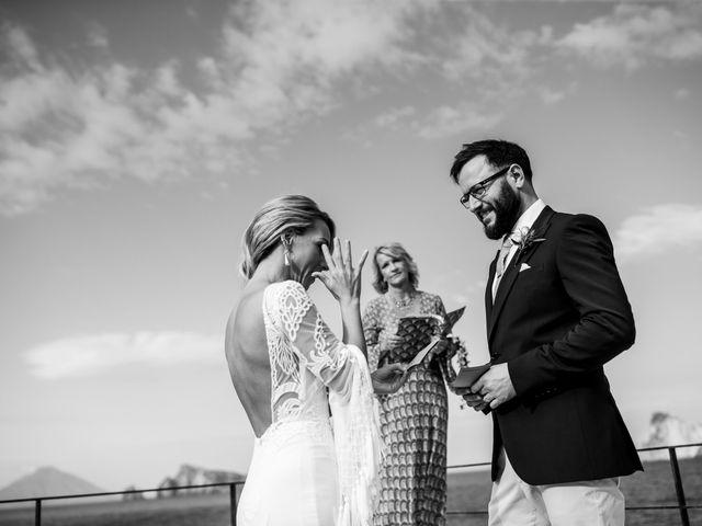 Il matrimonio di Zoe e Matt a Stromboli, Messina 45