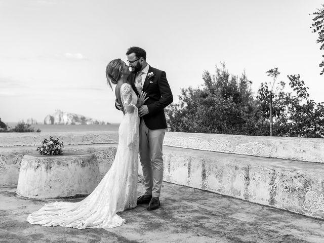 Il matrimonio di Zoe e Matt a Stromboli, Messina 49