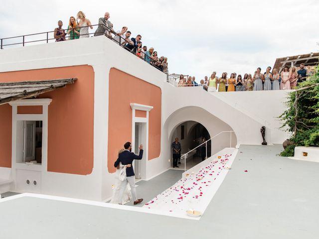 Il matrimonio di Zoe e Matt a Stromboli, Messina 53