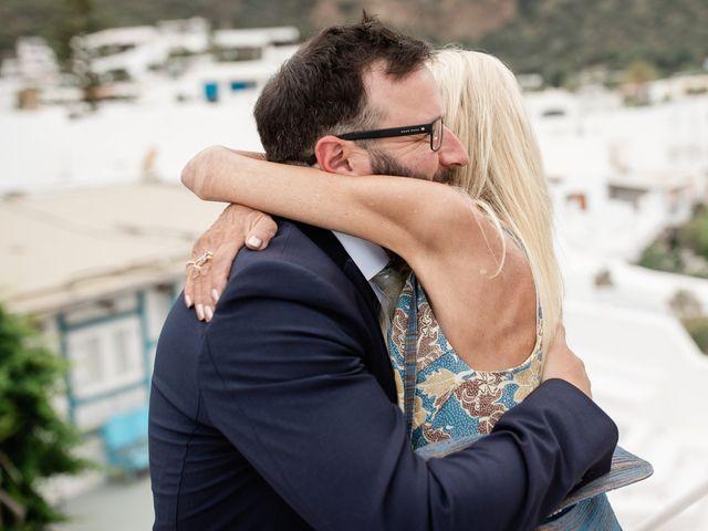 Il matrimonio di Zoe e Matt a Stromboli, Messina 56