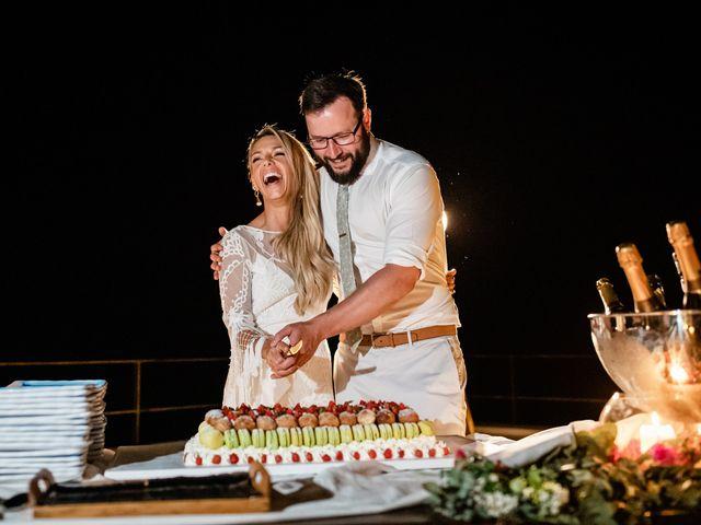 Il matrimonio di Zoe e Matt a Stromboli, Messina 75