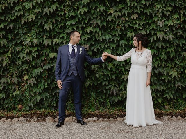 Le nozze di Valentina e Catello