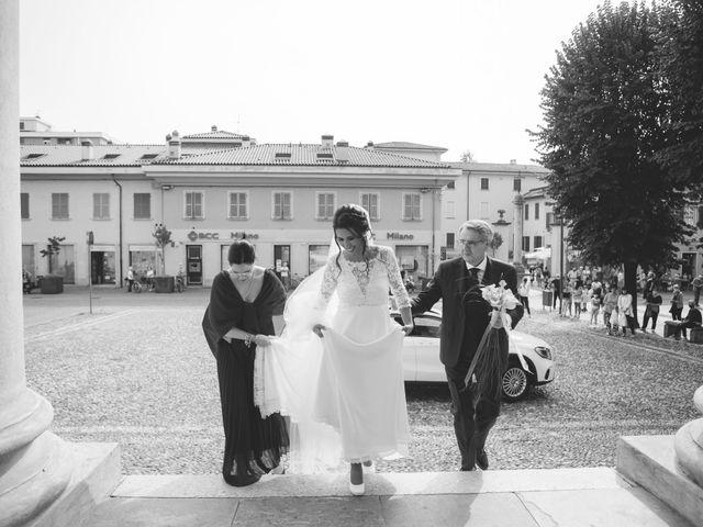 Il matrimonio di Catello e Valentina a Arcore, Monza e Brianza 8