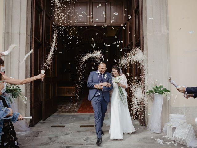 Il matrimonio di Catello e Valentina a Arcore, Monza e Brianza 14