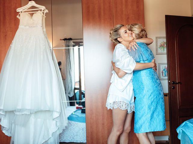 Il matrimonio di Jennifer e Francesco a Anguillara Sabazia, Roma 3
