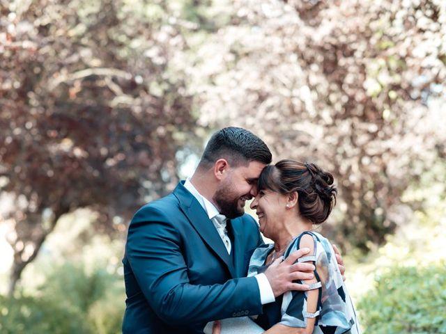 Il matrimonio di Jennifer e Francesco a Anguillara Sabazia, Roma 11
