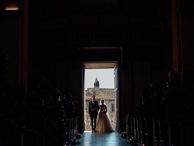 Il matrimonio di Jennifer e Francesco a Anguillara Sabazia, Roma 23