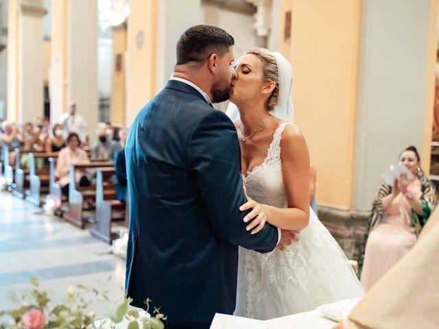 Il matrimonio di Jennifer e Francesco a Anguillara Sabazia, Roma 27