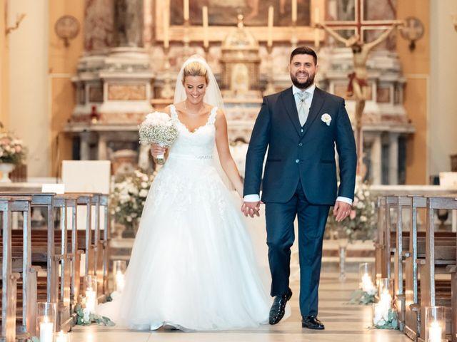 Il matrimonio di Jennifer e Francesco a Anguillara Sabazia, Roma 30